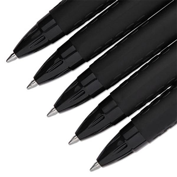 Assorted uni-ball 207 Blx Series Gel Pen.7Mm 4//Pack