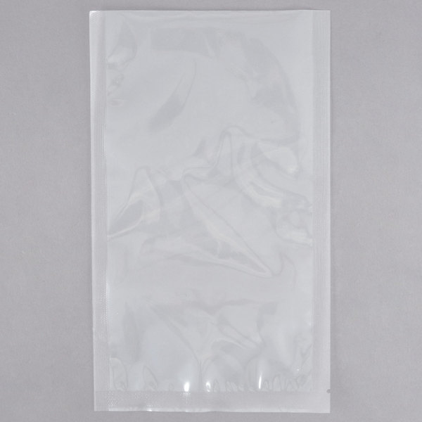 VacPak-It 6 inch x 10 inch Chamber Vacuum Packaging Pouches / Bags 4 Mil - 1000/Case