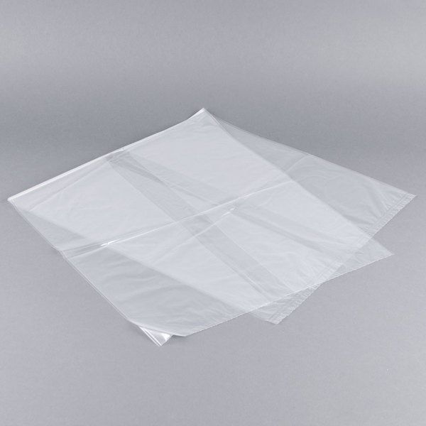 "Elkay Plastics 15G-181640 Plastic Food Bag 18"" x 16"" x 40"" - 250/Box"