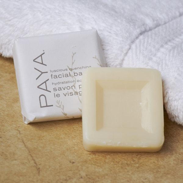 PAYA Orange and Papaya Facial Bar Soap 0.8 oz. - 500/Case