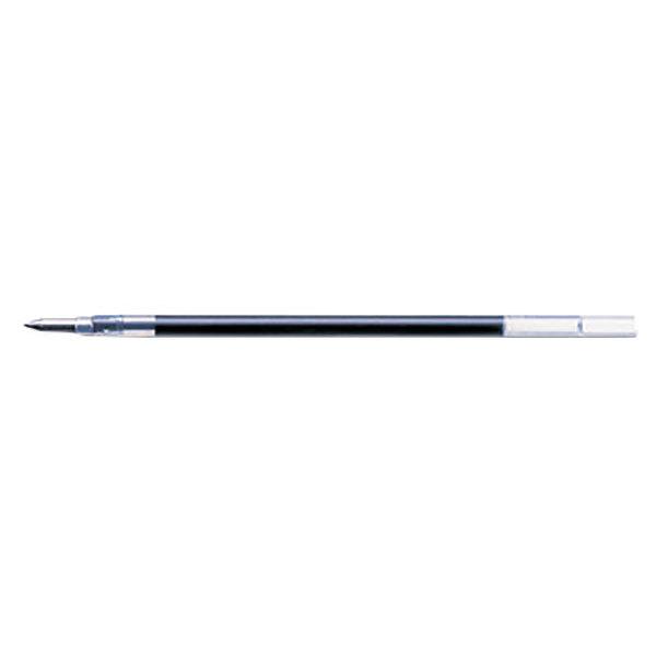 Zebra 88112 G-301 Black Ink Medium Point Retractable Roller Ball Gel Pen Refill - 2/Pack