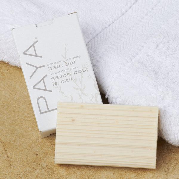 PAYA Orange and Papaya Bath Bar Soap 1.35 oz. - 320/Case