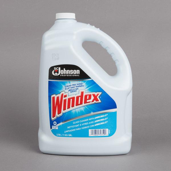 Sc Johnson Professional 696503 1 Gallon 128 Oz Windex
