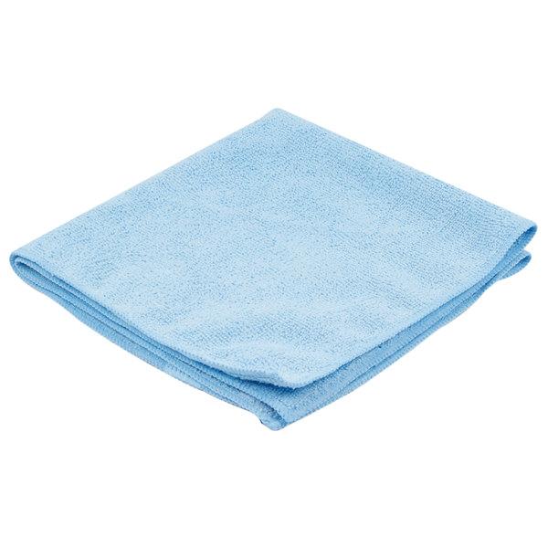 144 dark blue microfiber towel new cleaning cloths bulk 16x16 manufacturers sale