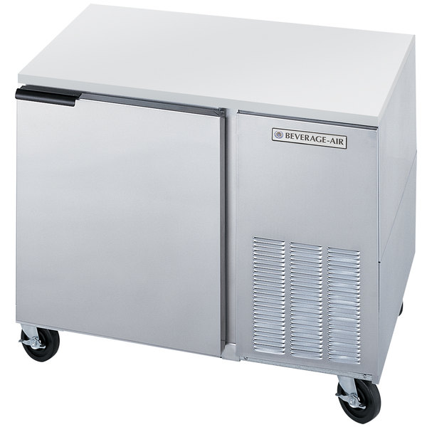 "Beverage Air UCR46A 46"" Undercounter Refrigerator - 6.2 Cu. Ft."