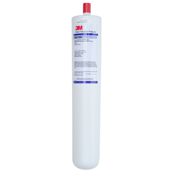 3M Water Filtration Products SWC1350 Replacement Cartridge for CFS6135 Water Filtration System - 0.5 GPM