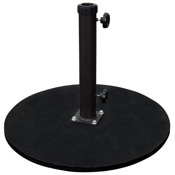 California Umbrella CRLY903-201 95 lb. Black Umbrella Base