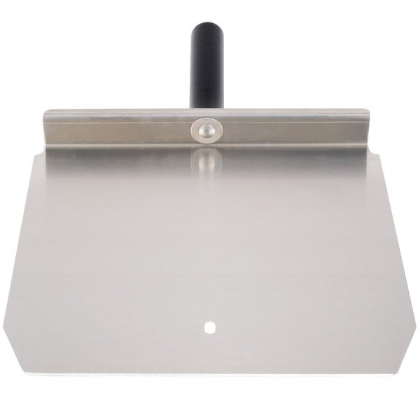 """Nemco 55855 12"""" x 13"""" Sandwich Paddle with 6"""" Handle for Countertop Ovens Main Image 1"""