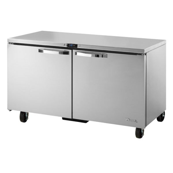 True TUC-60F-HC~SPEC1 60 inch Spec Series Undercounter Freezer