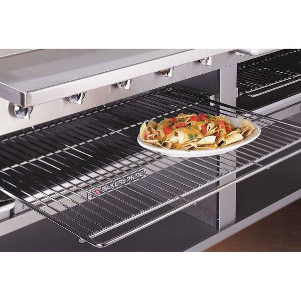 """Bakers Pride 21883002 30"""" Adjustable Lower Broiler Rack Main Image 1"""