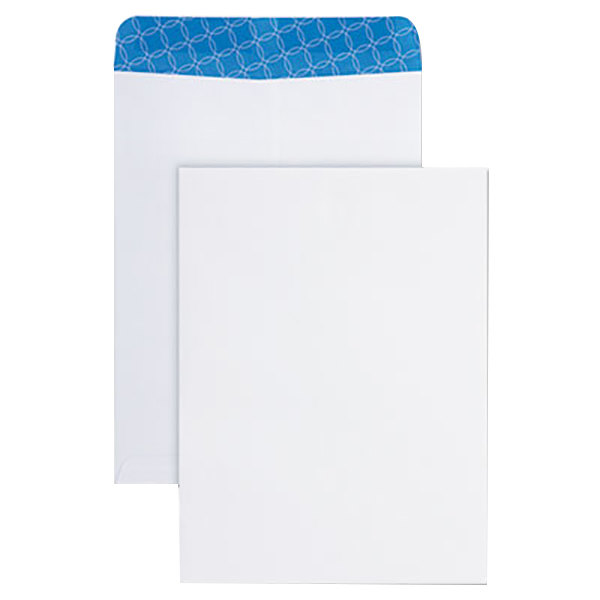 Quality Park Advantage Flap Stik Tyvek Mailer 9 x 12 White 100//Box R2400