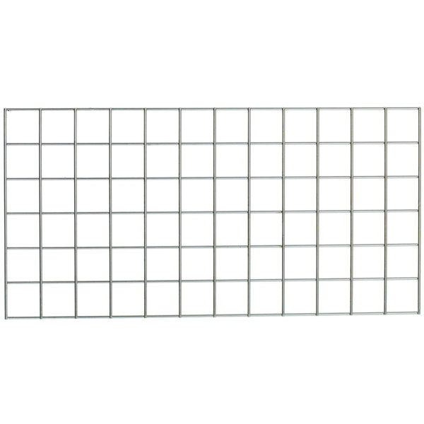 "Metro WG1848BR Smartwall G3 Wire Grid 18"" x 48"" Main Image 1"