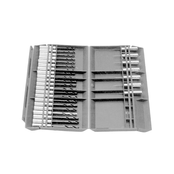 All Points 72-1018 Orifice / Gauging Drill Set, #19 to #39 Main Image 1
