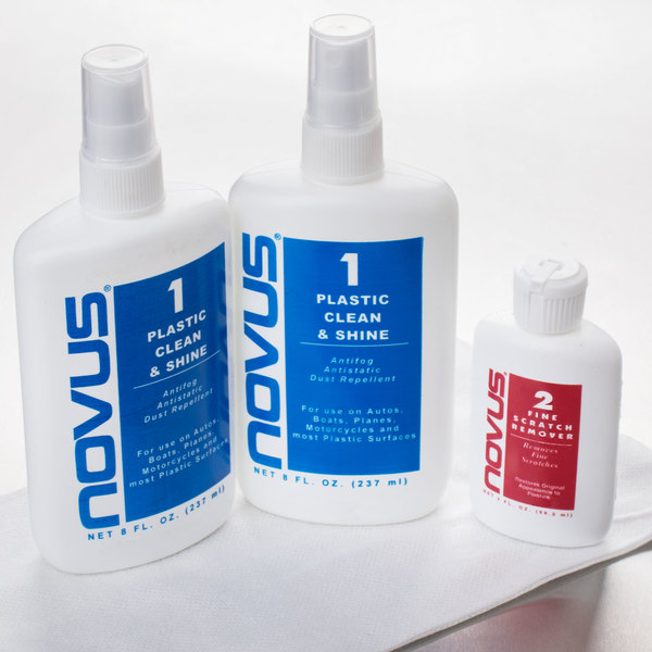 Novus Acrylic Cleaning Kit