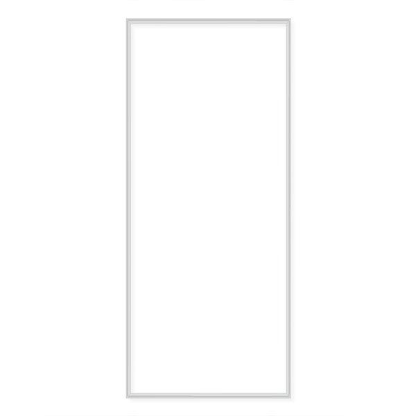 """Avantco 178GSKT17683 Vinyl Magnetic Door Gasket - 24 1/4"""" x 52 1/4"""""""