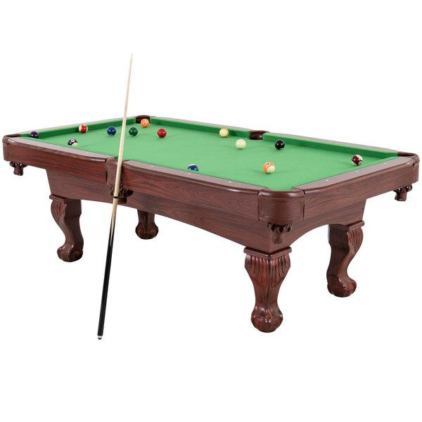 Budweiser Pool Table Light Plastic: Triumph 45-6784 Santa Fe 7 1/2' Billiard / Pool Table With