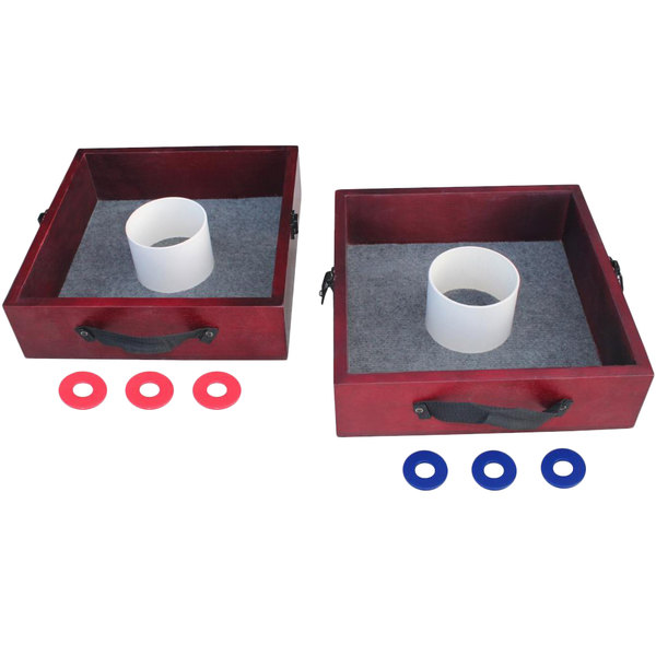 Triumph 35-7069-2 Tournament Outdoor Washer Toss Game Set