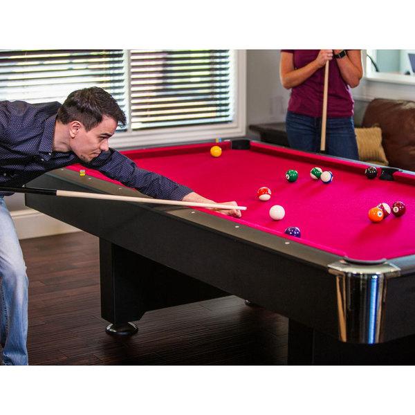 Mizerak PW Donovan II Slate Billiard Pool Table With - Mizerak outdoor pool table