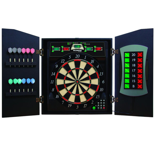 Arachnid CMX5000 Cricket Maxx 5.0 Electronic Bristle Dartboard Main Image 1
