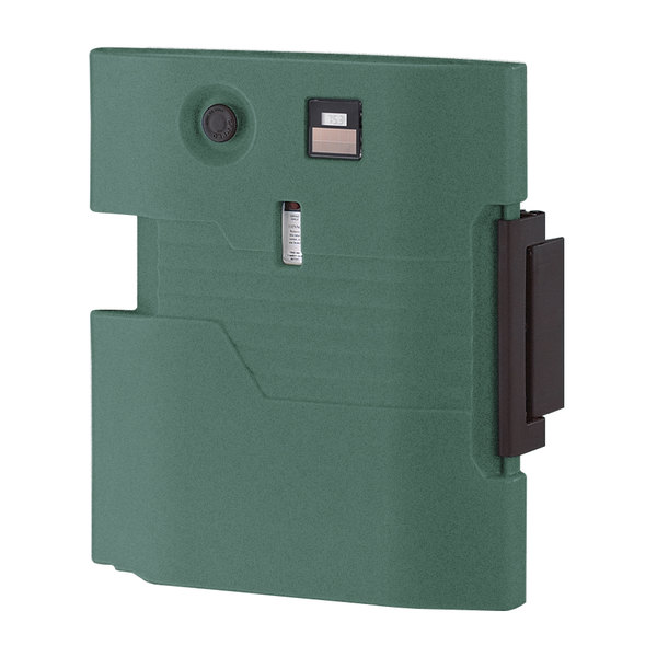 Cambro UPCHTD8002192 Granite Green Heated Retrofit Top Door for Cambro Camcarrier - 220V (International Use Only)