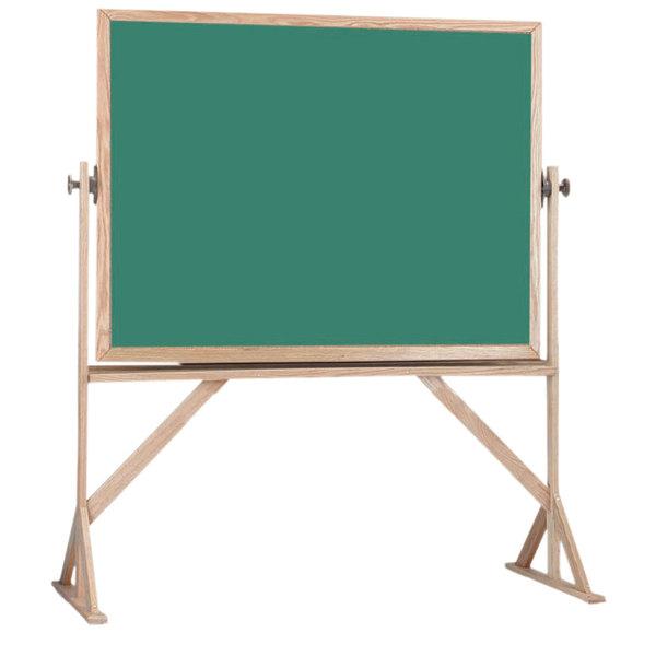 Aarco Free Standing Chalkboard 36 X 48 Webstaurantstore