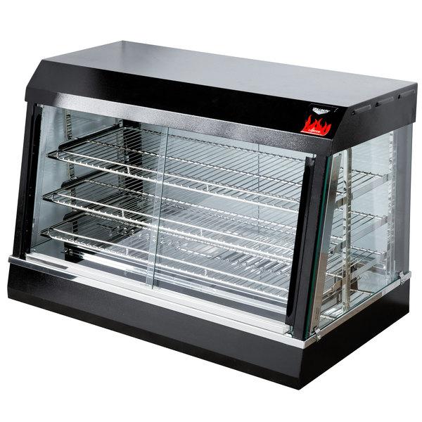 "Vollrath 40734 36"" Hot Food Display Case / Warmer / Merchandiser 1500W Main Image 1"