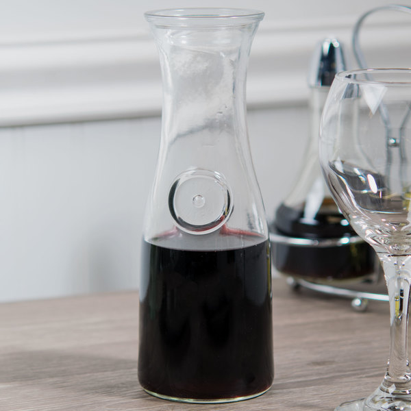Core 34 oz. Glass Carafe - 12/Case