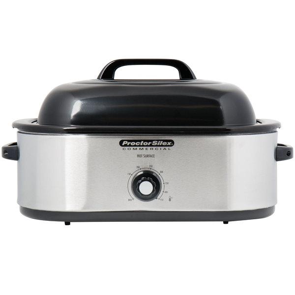 Hamilton Beach Proctor Silex Commercial 32920 18 Qt Roaster Oven Warmer 120v 1440w