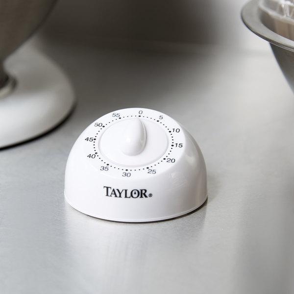Taylor 5832 TruTimer Mechanical 60 Minute Timer