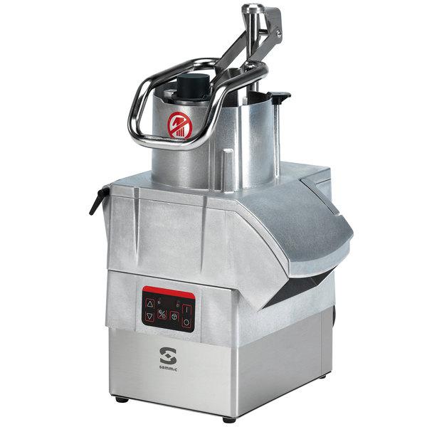 Sammic CA-411 VV Continuous Feed Food Processor - 3 hp