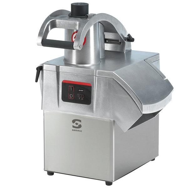 Sammic CA-311 VV Continuous Feed Food Processor - 3 hp