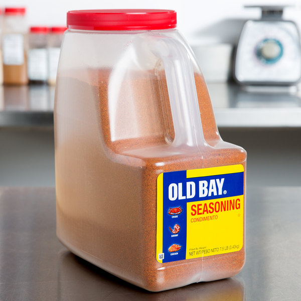 Old Bay Seasoning - 7.5 lb.