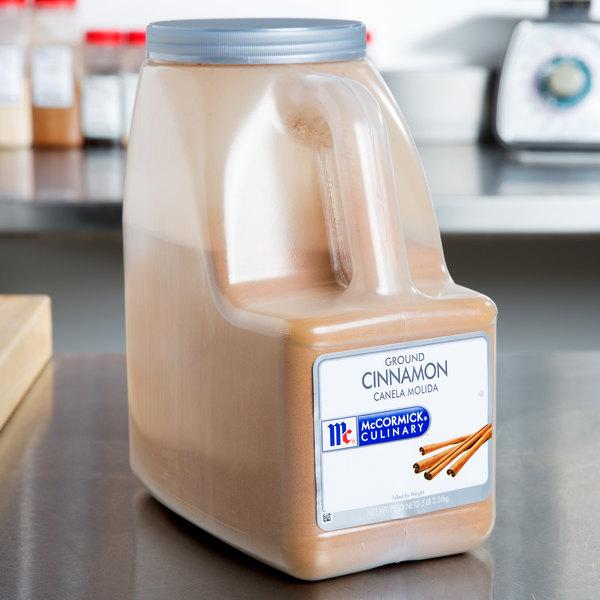 McCormick Ground Cinnamon - 5 lb.