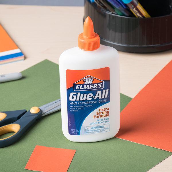 Elmer's E1324 Glue-All 7.625 oz. White Multipurpose Glue -