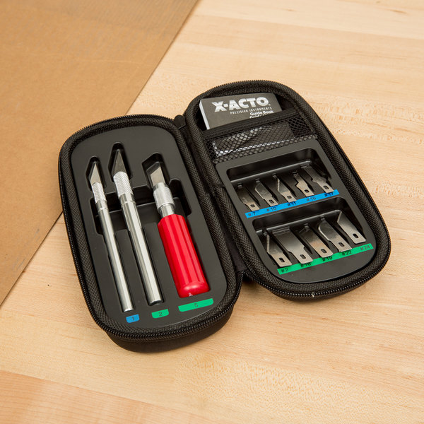 X-Acto X5285 Knife Set with Carrying Case