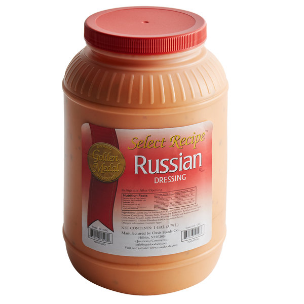 Oasis 1 Gallon Russian Dressing
