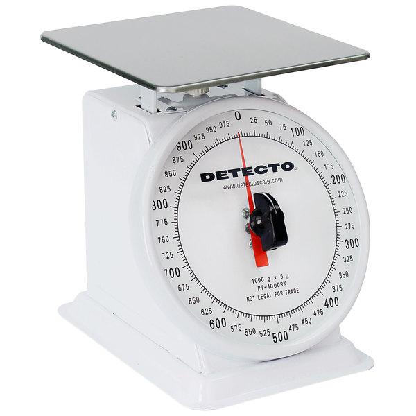 Cardinal Detecto PT-1000RK 1000g Mechanical Portion Control Scale