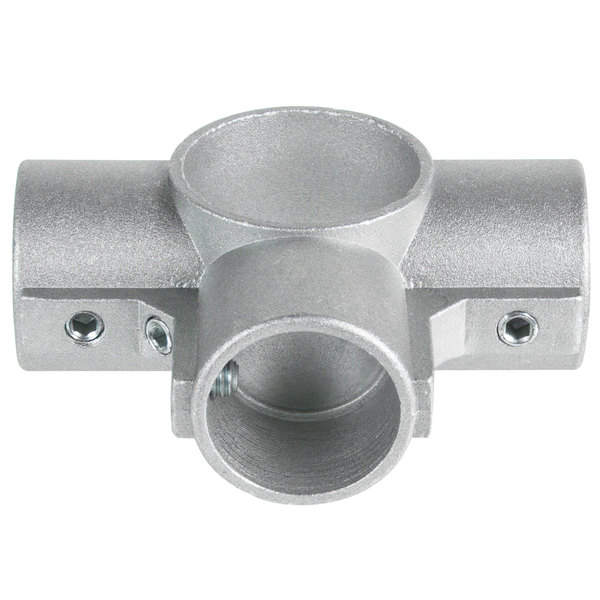 Regency Aluminum Joint Socket with Three Connections Main Image 1