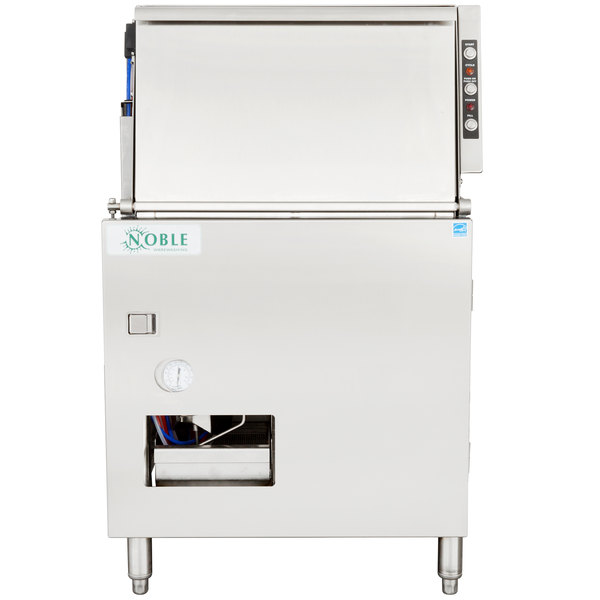 Noble Warewashing DG Low Temperature Single Rack Glass Washer / Dishwasher