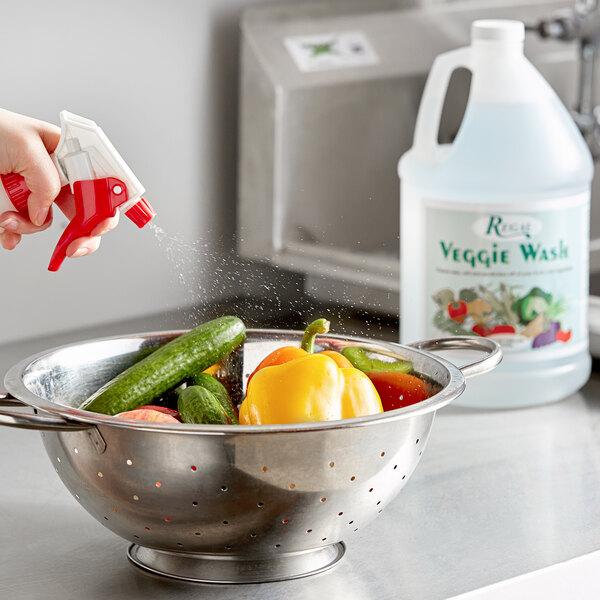 Regal Fruit and Vegetable / Veggie Wash - 4/Case Main Image 2