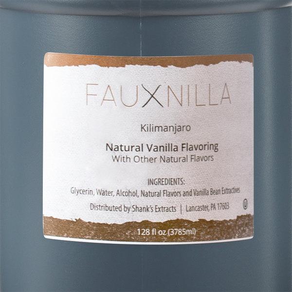 Shank's 1 Gallon Fauxnilla Natural Imitation Vanilla
