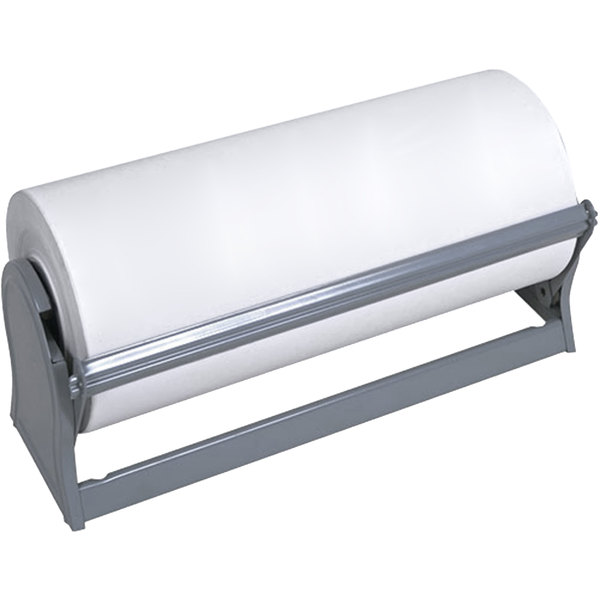 """Bulman A520-18 18"""" Deluxe All-In-One Paper Dispenser / Cutter Main Image 1"""