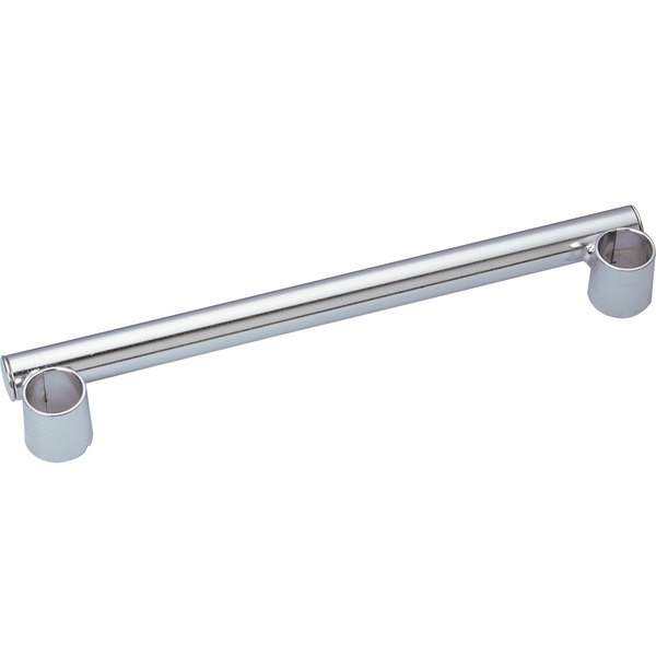 Metro PH18NS Super Erecta Stainless Steel Mobile Shelving Push Handle 18""