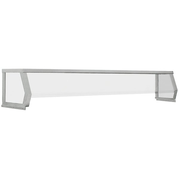 "Eagle Group DSSP-HT5 79"" Deluxe Stainless Steel Serving Shelf Main Image 1"