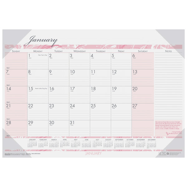 Monthly Awareness Calendar 2020 Recycled Breast Cancer Awareness Monthly January 2020
