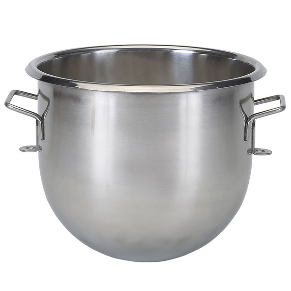 Globe XXBOWL-30 30 Qt. Stainless Steel Mixing Bowl for SP30 & SP30P Mixers Main Image 1