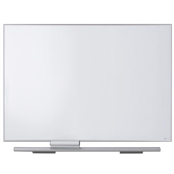 "Iceberg 31440 Polarity 48"" x 34"" White Porcelain Magnetic Dry-Erase Board"