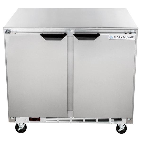 "Beverage-Air UCR36AHC 36"" Undercounter Refrigerator"