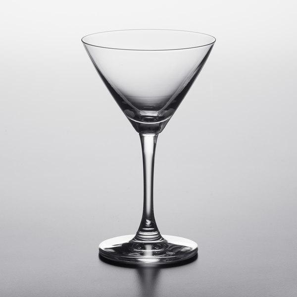 Acopa Radiance 7.25 oz. Martini Glass - 12/Case