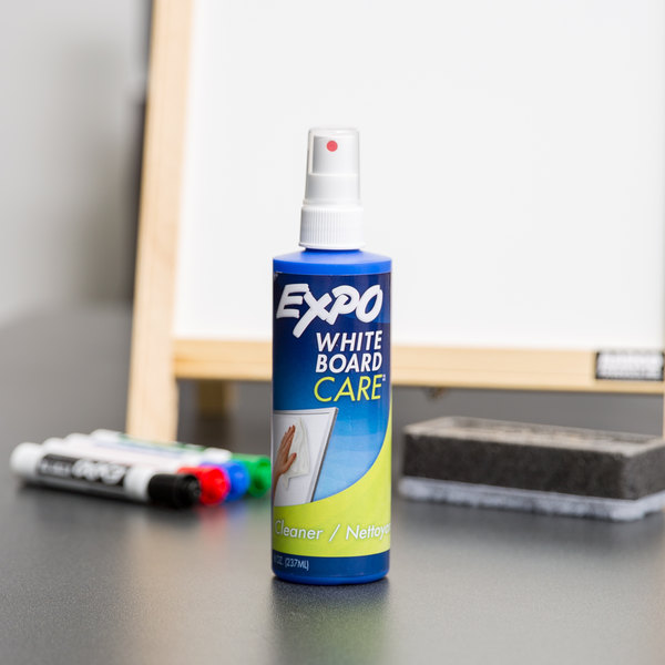 Expo 81803 8 oz. Dry Erase Spray Bottle Surface Cleaner